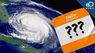 How We Name Big Storms