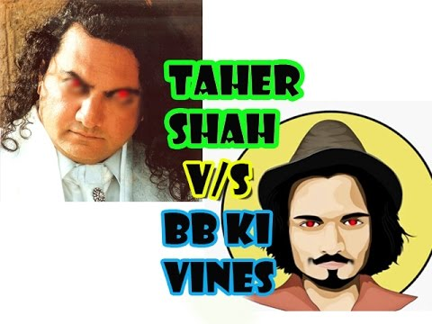 Taher Shah v/s BB ki vines - Ultimate Youtube Controversy