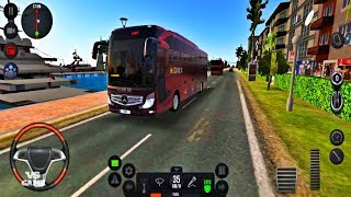 New Bus, Multiplayer added and much more | Bus Simulator Ultimate HUGE UPDATE Android Gameplay