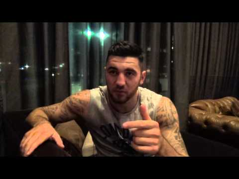 """Nathan Cleverly Exclusive: """"I believe the loser of this fight will walk away from boxing"""""""