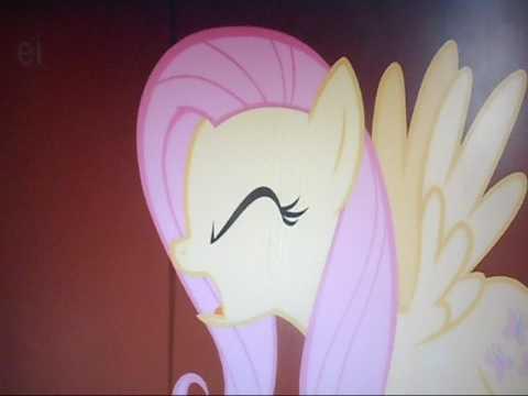 Fluttershy Burps by strongdrew941
