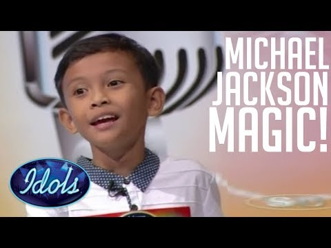 ADORABLE Brothers Sing Michael Jackson On Indonesian Idol Junior! | Idols Global