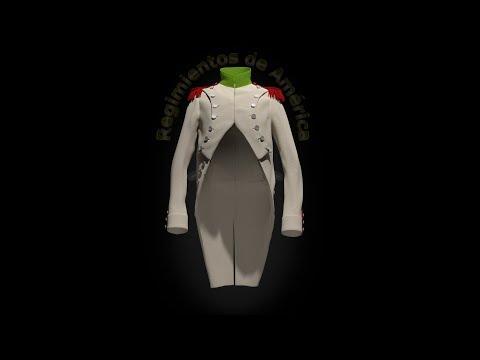 Napoleonic Uniforms - Italy Line Infantry 1st Regiment 1807 - Grenadier