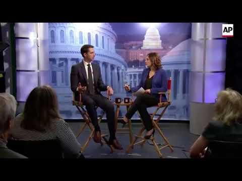 December 7, 2017: Sen. Tom Cotton joins AP Newsmaker