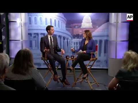 December 7, 2017: Sen. Tom Cotton joins AP Newsmaker