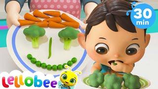 Yes Yes Vegetables Song | Little Baby Bum | Kids Songs | Nursery Rhymes | Sleep Baby Songs