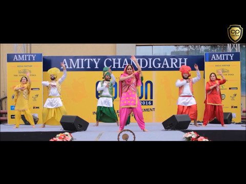 AMITY CHANDIGARH || ELATION 2016 || Teaser by CRUDS PICTURES