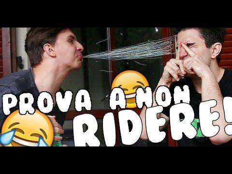 PROVA A NON RIDERE CHALLENGE!! IL RITORNO!