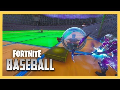 NEW! Baseball In Fortnite Creative! AND YES, It's FUN! | Swiftor