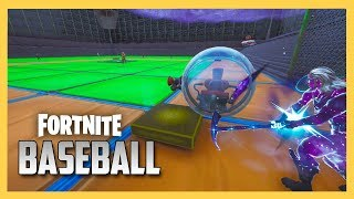 NEW! Baseball in Fortnite Creative! AND YES, it's FUN! | Swiftor