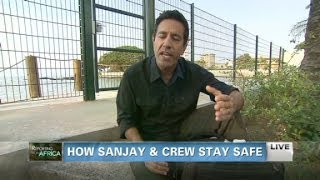 Sanjay Gupta MD: How CNN journalists stay safe