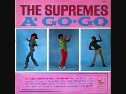 The Supremes    This Old Heart of Mine  Is weak for you