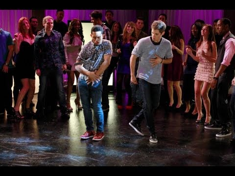 Baby Daddy Competition Between Ben And Tucker In The Dance