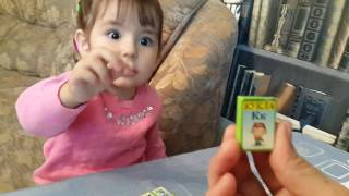 Учим БУКВЫ Учим СЛОВА. Развивающее Видео для детей\Learning letters. Video for kids Developmental