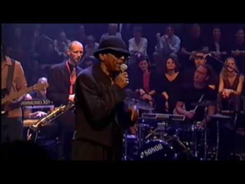 Leon Ware - Sumthin' Sumthin' (Live In Amsterdam, 2001)