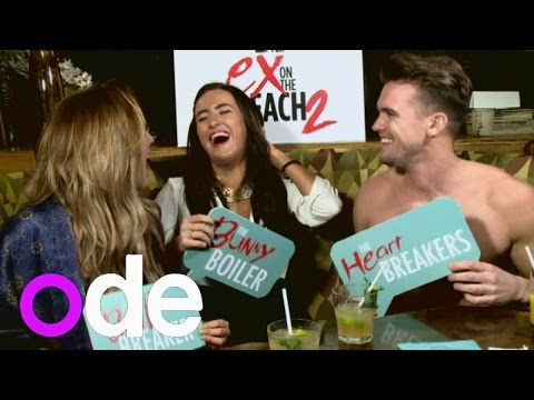 Ex On The Beach: Geordie Shore's Charlotte And Gaz Play EX-rated Quiz