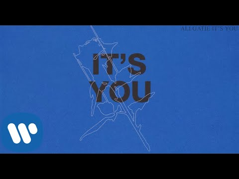 Ali Gatie - Its You (Official Lyrics Video)