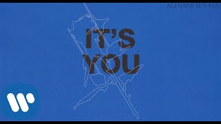Cover images Ali Gatie - It's You (Official Lyrics Video)