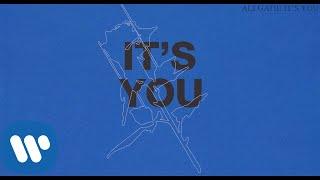 Ali Gatie - It's You (Official Lyrics Video)