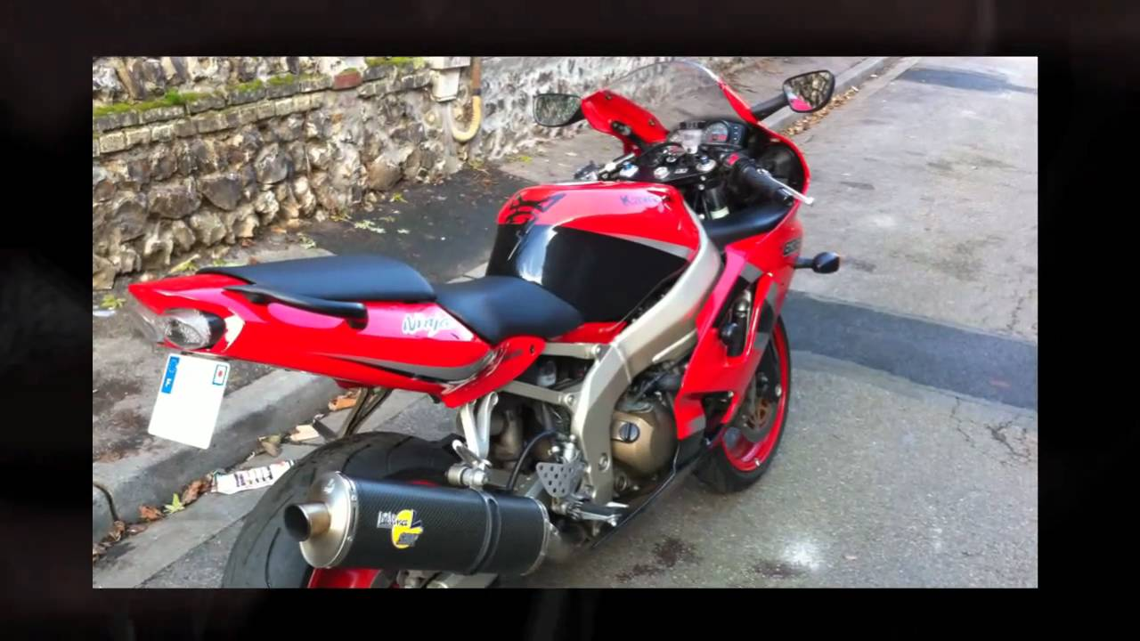 kawasaki zx6r 2002 zx636r zzr 600 for us youtube. Black Bedroom Furniture Sets. Home Design Ideas