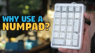 NiZ EC21-XLED Electrostatic Capacitive Numpad - Unboxing & Review