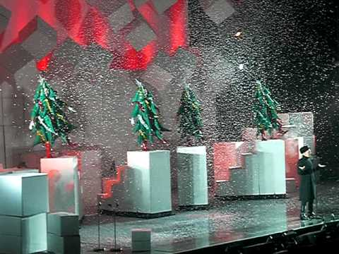 IT DOESN'T OFTEN SNOW AT CHRISTMAS - THE PET SHOP BOYS LIVE AT THE MEN ARENA