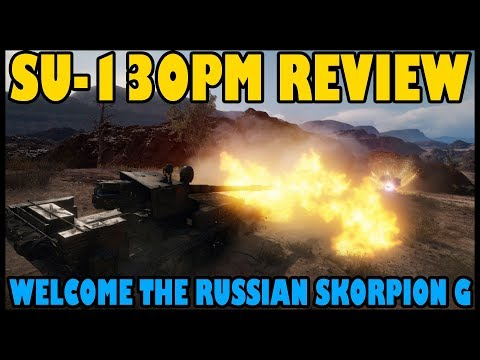 World of Tanks SU-130PM Review | Ace Tanker + Complete Breakdown