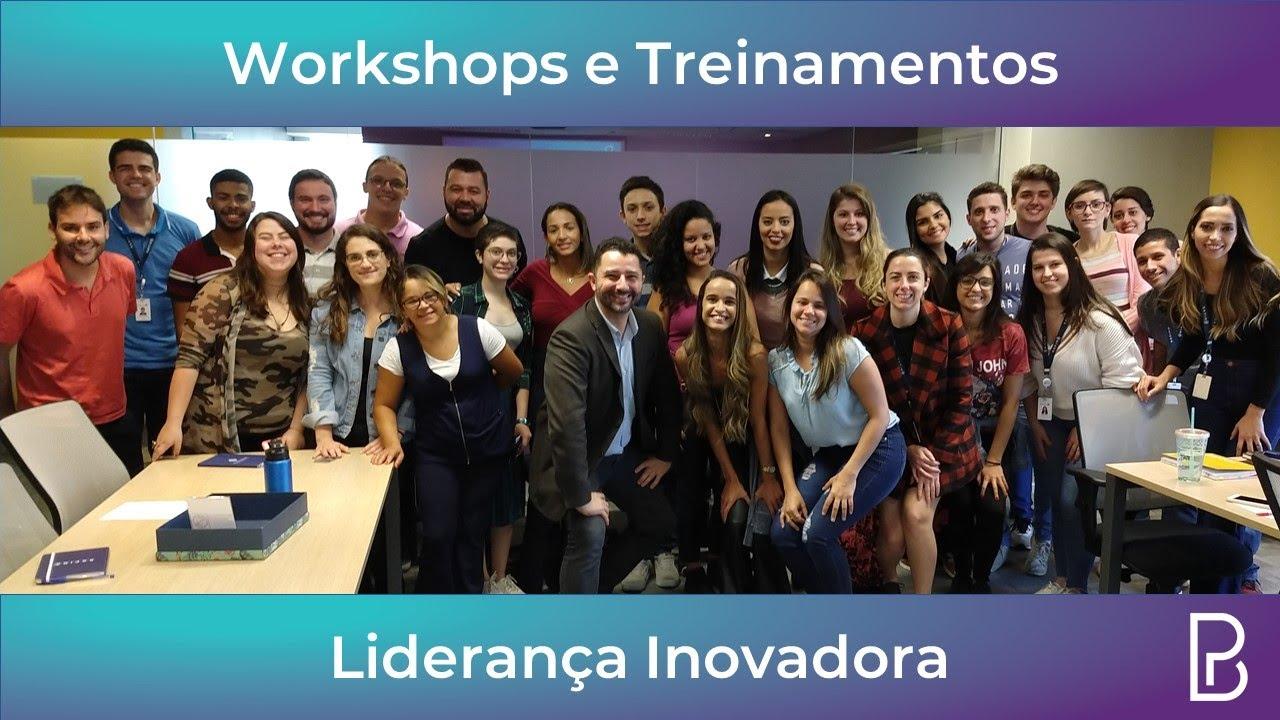 Workshops e Treinamentos de Liderança Inovadora - Paulo Bomfim