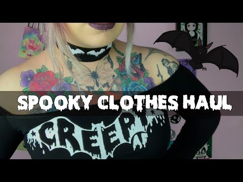 Download Youtube: Everyday/Casual Spooky Clothes Haul // Emily Boo