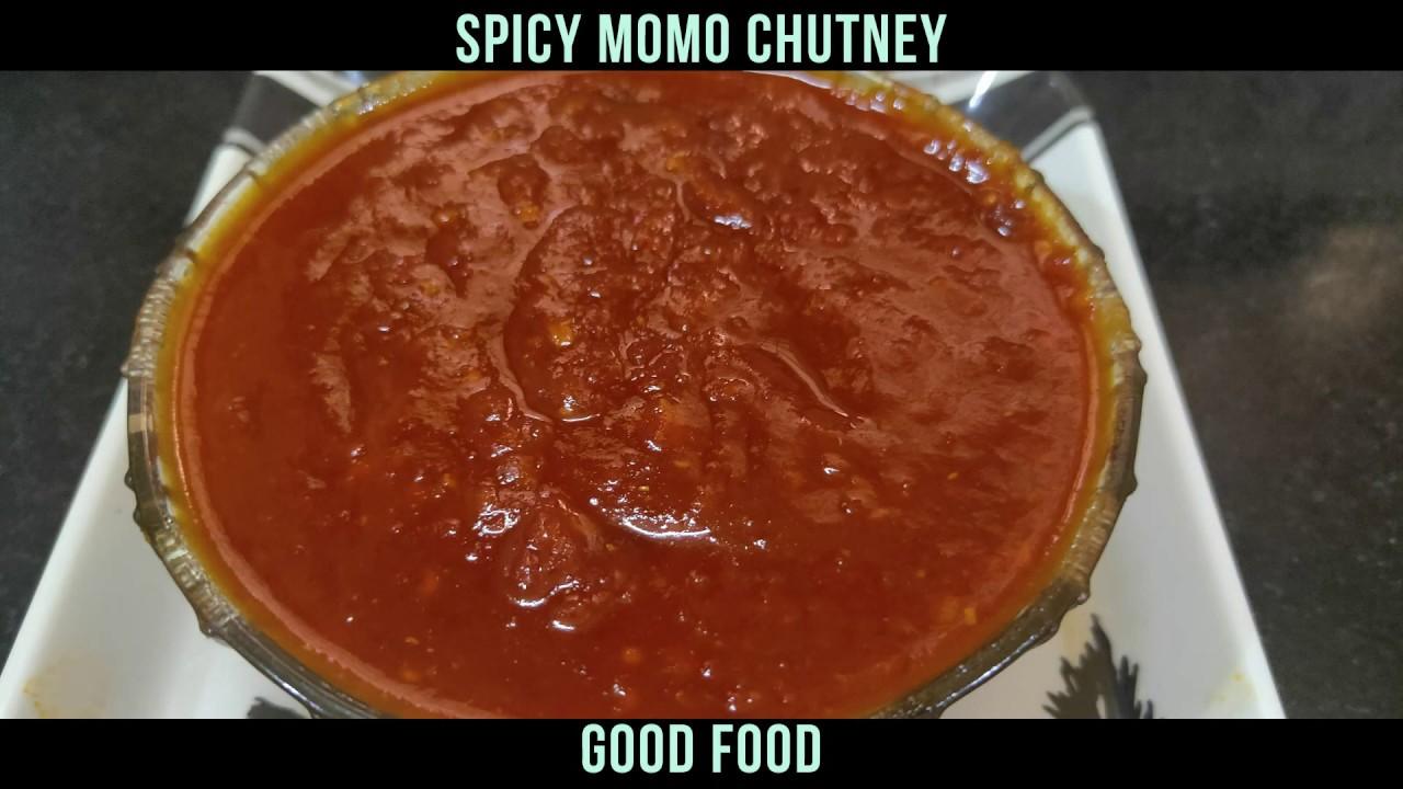 Spicy momo chutney | Ghar me bani momo chutney | दो मिनट में सीखे मोमो चटनी बनाने का सबसे आसान तरीका