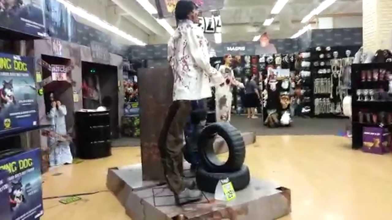 Visitando las tiendas de halloween en usa youtube - Decoracion estados unidos ...