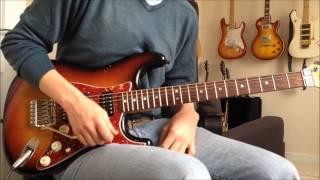 Joe Satriani's - Cryin'