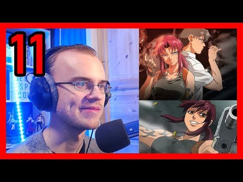 Black Lagoon - Episode 11 Reaction