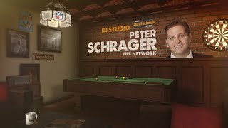 NFL Network's Peter Schrager on The Dan Patrick Show | Full Interview | 10/17/17
