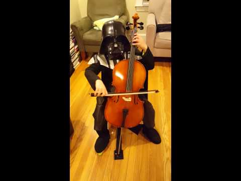 Darth Vader's Mum Should Have Sent Him To Music School!