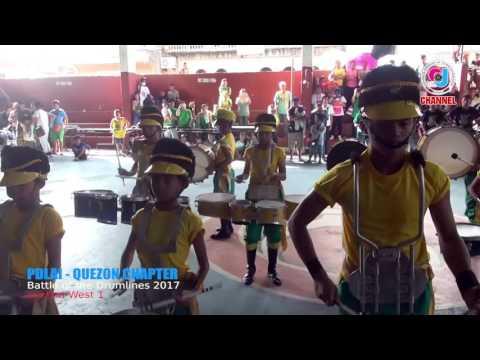Lucena West 1 - Battle of the Drumlines 2017