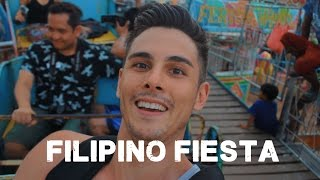 A real Filipino Fiesta (foreign explorers FT HALEY AND WIL DASOVICH)