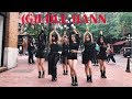 [KPOP IN PUBLIC CHALLENGE] (G)I-DLE((여자)아이들) _ HANN (Alone)(한(一)) Dance Cover by FDS