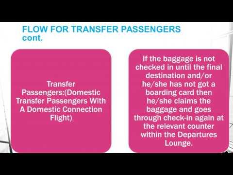Handling Air Passengers