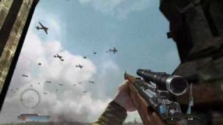 Medal of Honor Airborne (PC GAMEPLAY)