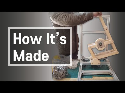 Woodworking tools: How to make homemade Pantorouter build DIY PART1