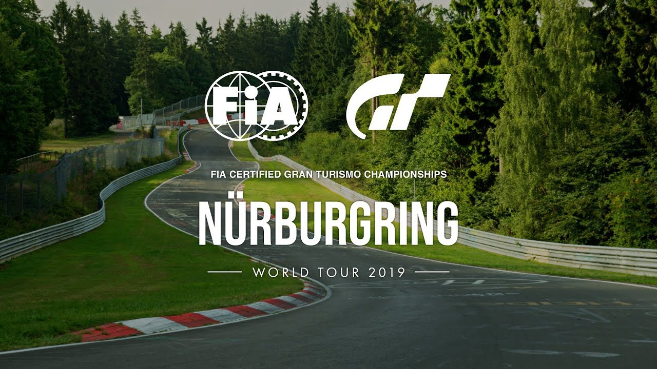 World Tour 2019 - Nürburgring Teaser Trailer