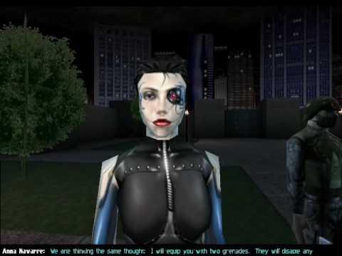 Let's Play Deus Ex 16: Cleaning out Castle Clinton