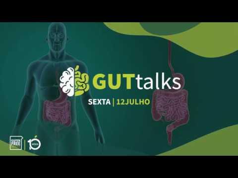 Gut Talks - Intestino, Nutrição e sua relação com a Saúde