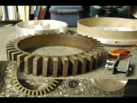 Brushless Motor Bldc 20 Kw For Electric Plane Test1 Youtube