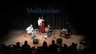 Brazil - Filippo Dall'Asta Quartet Live at Quay Arts, Isle of Wight