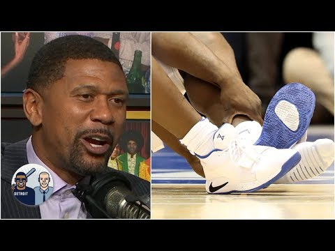 Bootleg Kev - Paul George Will Make Money off Zion's Exploding Nike Shoe