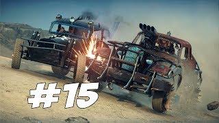 СМЕРТЕЛЬНЫЕ ГОНКИ - Mad Max - Прохождение #15