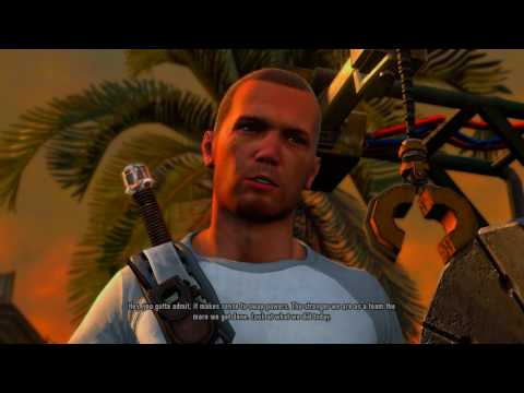 inFamous 2 100% Good Karma Walkthrough Part 39, 720p HD (NO COMMENTARY)