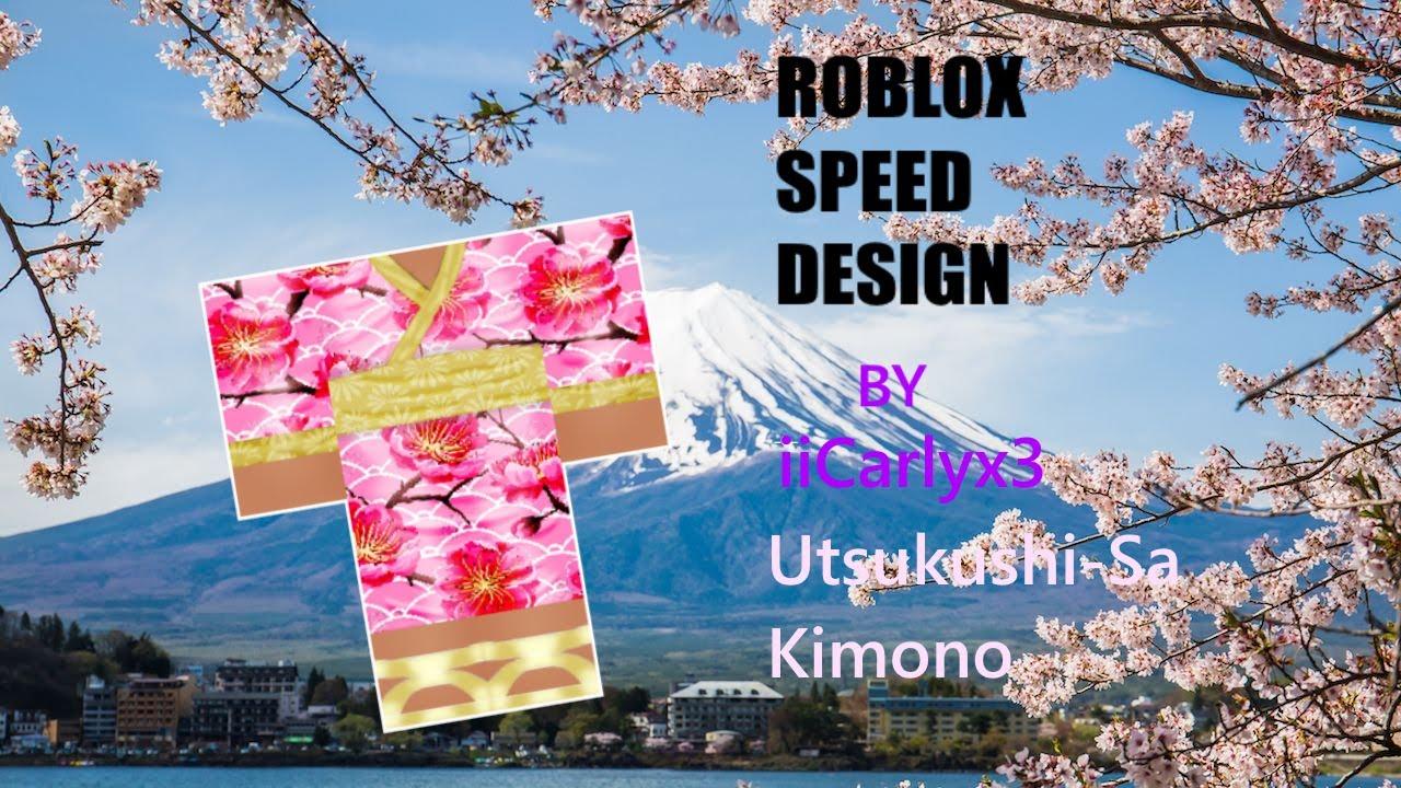 Blue Kimono Roblox
